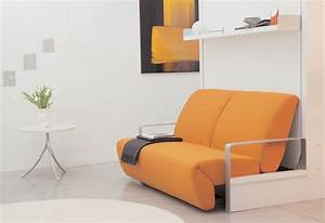 The ito fold away wall bed with adjustable sofa clei for Fold away sofa bed