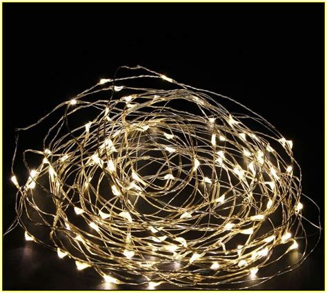 led string lights white wire home design ideas