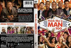 Think Like A Man Too DVD Cover (2014) R1