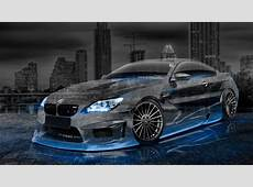 BMW M6 Hamann Tuning Crystal City Car 2015 el Tony