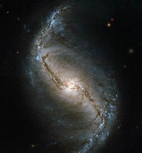 Jean-Baptiste Faure: Barred Spiral Galaxy NGC 986