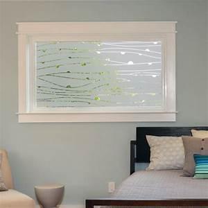 Adhésif Fenetre Opaque : sticker vitre occultant cool store de fentre filmdco ~ Edinachiropracticcenter.com Idées de Décoration