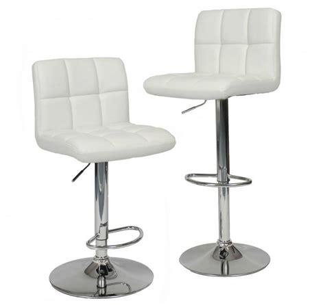 24 Bar Stools With Backs by 35 Stylish Modern Adjustable White Leather Bar Stools