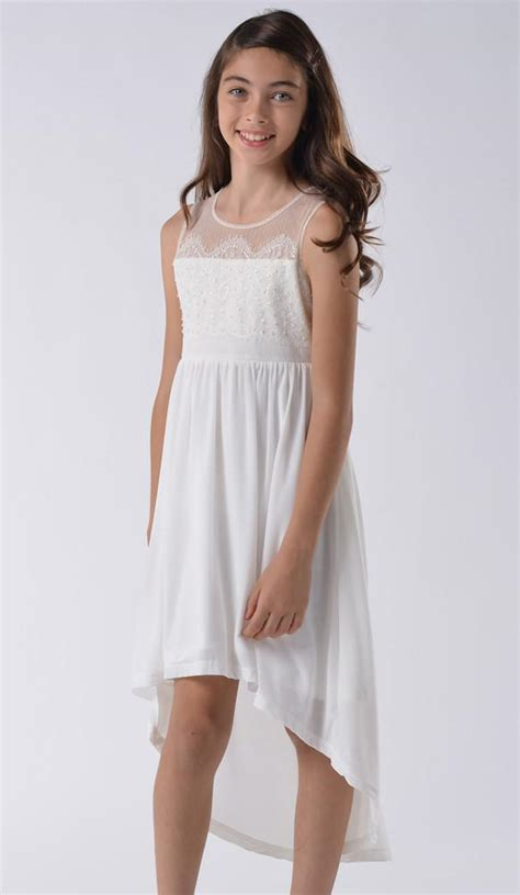 lace toddler dress blush by us lace illusion dress in light ivory for