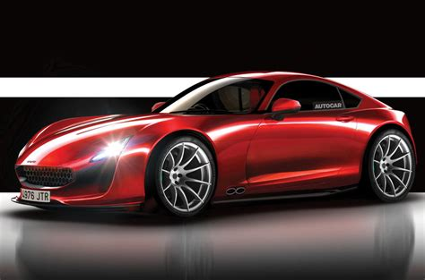 New Tvr V8 Sports Car To Use Manual Gearbox