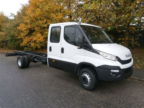 New Facelift Iveco Daily 70-170 Crewcab