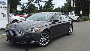 2017 Ford Fusion Se   Auto Start  Stop Review