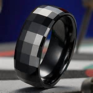 Unique Men's Wedding Bands Rings