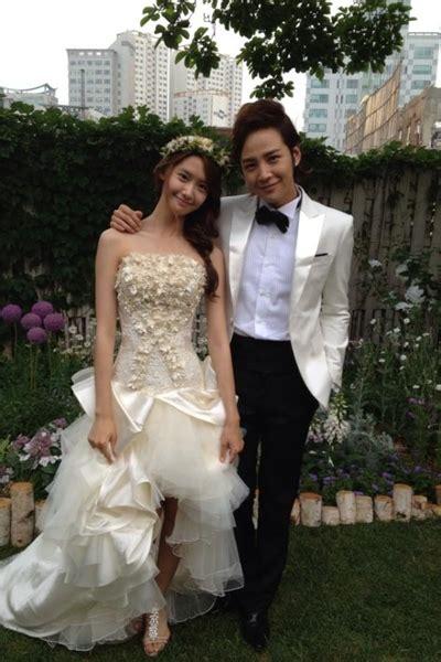 jang geun suk  yoonas wedding picture  hancinema