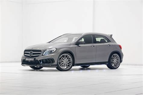 Mercedes Gla Class Modification by Mercedes Gla Class Tuned By Brabus