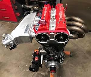 4age Engines 16v