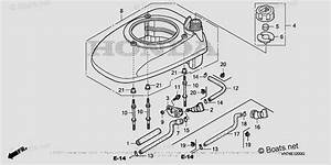 Honda Lawn Mower Parts Hrx217 Tda Vin  Maga