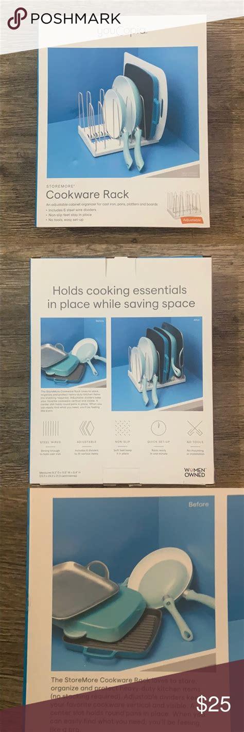 cookware rack youcopia poshmark
