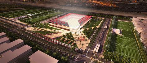 Phoenix Rising Fc Stadium Plan Private Financing, Climate