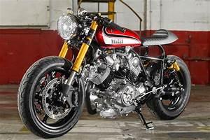 Racing Caf U00e8  Yamaha Xv 750 Virago By Hageman Motorcycles