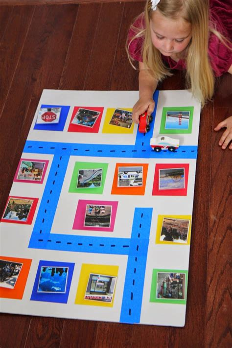 build an around town photo wall preschool learning 511 | 5fe61d259e80cfb77229beaa022734ca