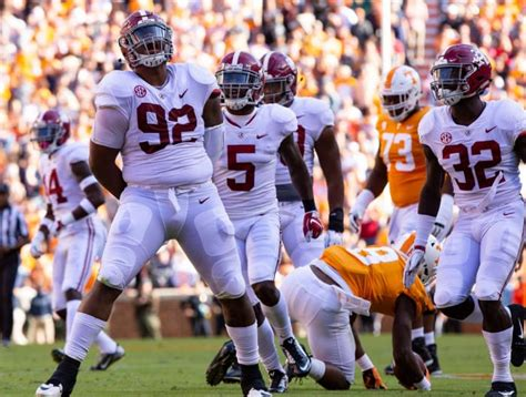 Alabama Players in the NFL - Sports Illustrated Alabama ...