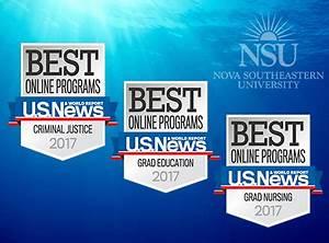 U.S. News & World Report Ranks Three NSU Programs Among ...
