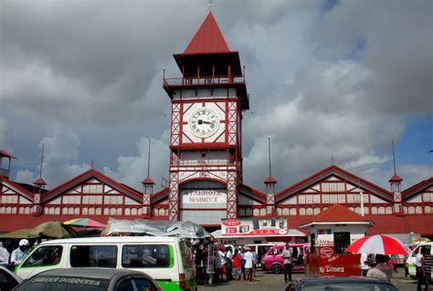 tourism bureau georgetown guyana tourist destinations