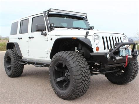 jeep wrangler custom lift lifted jeep wrangler unlimited arizona mitula cars