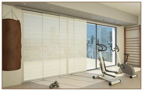panel blinds  sliding glass doors