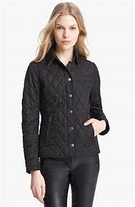 Burberry brit quilted jacket sale