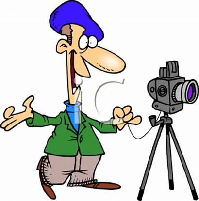 Photographer Clipart Portrait