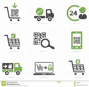 Set Online Shop : ecommerce icon set stock vector illustration of truck 32289625 ~ Orissabook.com Haus und Dekorationen