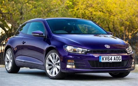 Volkswagen Car : Volkswagen Scirocco Review