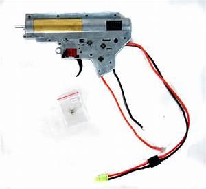 G U0026p Airsoft Complete Gun 8mm M4  M16 Gearbox V2