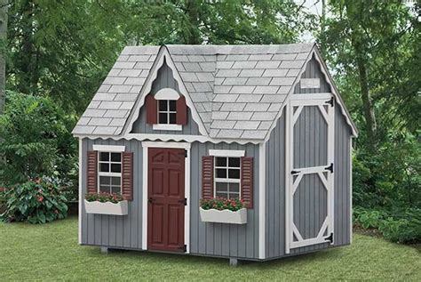 wooden playhouses myerstown sheds fencing