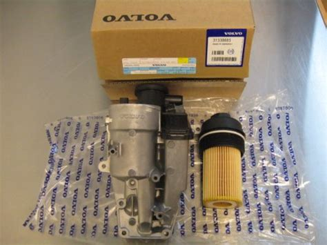 volvo oil filter housing pcv system whistles  defective