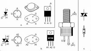 introduction to thyristors triacs diacs mikroelektronika With triacs and diacs