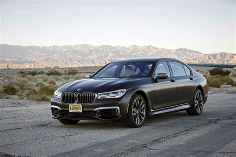 2017 Bmw M760i Xdrive -- A Bmw M7 Is All But Its Name?