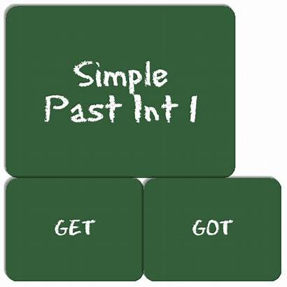 Past Simple Verbs Int