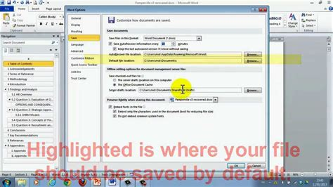 recover lost microsoft word documents pure overclock