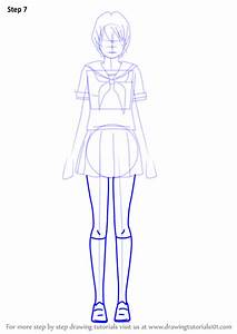 Learn How to Draw Info-chan from Yandere Simulator ...