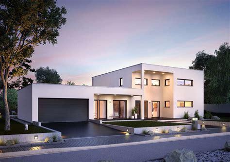 Moderne Häuser Mit Wintergarten by Bauhaus Ixeo Kern Haus Stilvoll Leben Mit Home Office