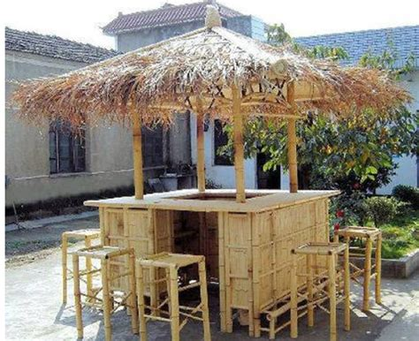 Buy Tiki Hut by Tiki Hut Structures And Furniture Pieces For Homes