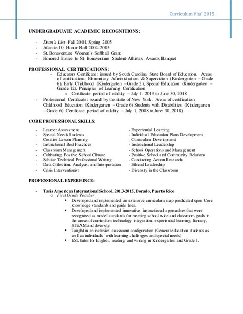 Resume Deans List Exle by 2014 Resume