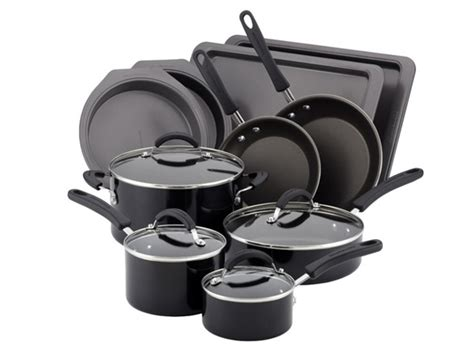 kitchenaid pc cookware set  colors