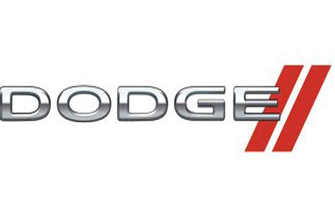 Dodge Logo by New Dodge Logo Vector