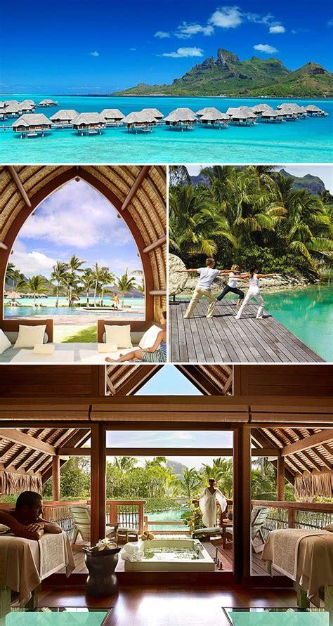 Four Seasons Bora Bora The Destination Wedding Blog