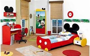Decoración de Cuartos de Mickey Mouse