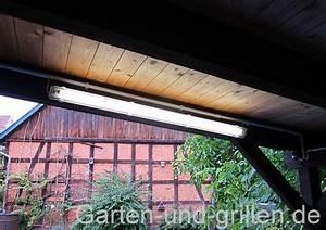 Led Beleuchtung Für Carport : lichttechnik im garten mit plan zur individuellen beleuchtung grill garten ~ Whattoseeinmadrid.com Haus und Dekorationen
