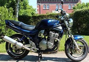 1999 Suzuki Gsf 600 Bandit