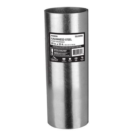 construction metals     ft galvanized steel roll