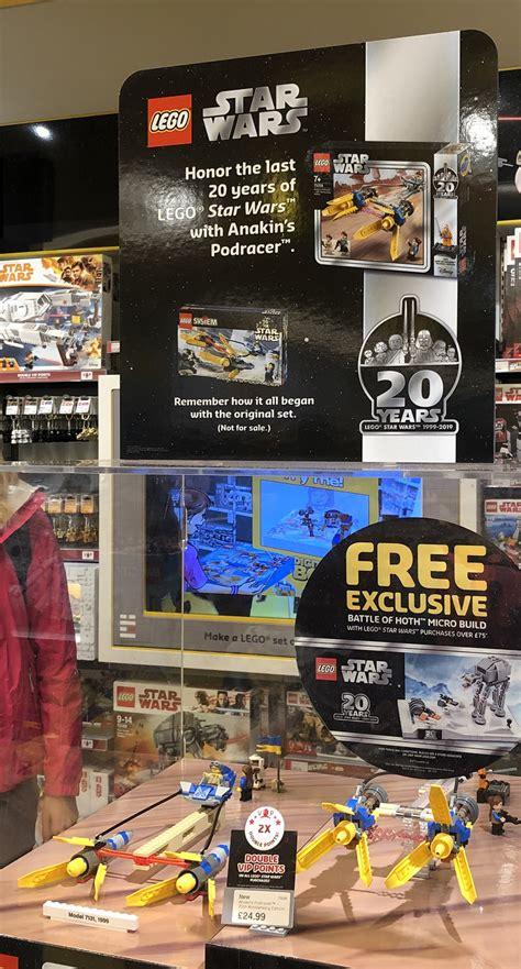 LEGO Store Leicester Square, Saturday May 4th 2019 - Jedi News