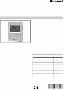 Honeywell Tr70  Tr71  Tr75 Manual