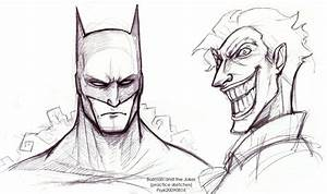 20090816 Batman n the Joker by PsychedelicMind on DeviantArt